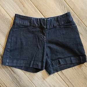 The Limited 917 Denim Shorts Size 2